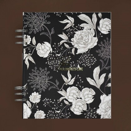 The Celebrated Life Planner - Floral ( Ruled )
