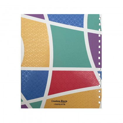 CH Journal & Planner - Colourful