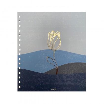 CH Journal & Planner - Blue Winter