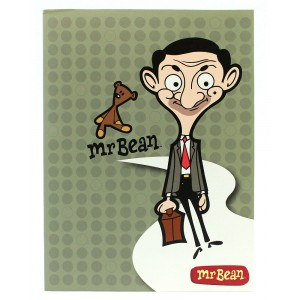 A5 Happy Mr Bean