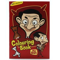 Colouring Book - Characters