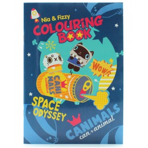 Colouring Book - Space