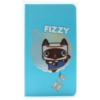 Slim Notebook Fizzy
