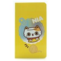 Slim Notebook Nia