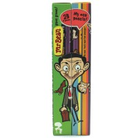 Mr Bean 2B Pencils 9's