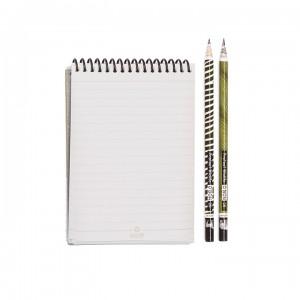 A6 Notepad - Light Brown Owl