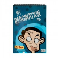 A4 My Imagination Pad