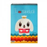 A4 Sketchbook Mimi
