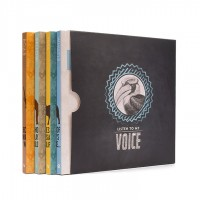 Package 4 in 1 -Listen to My Voice Series Complete With Sleeve