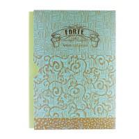 Batik-inspired A5 FORTE Weekly Planner