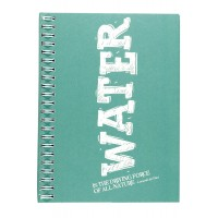 Eco Jotter Turquoise WATER