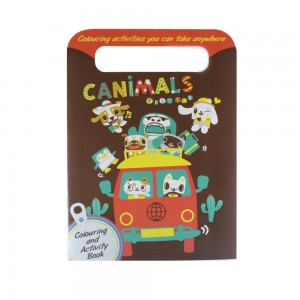 Briefcase Canimals ( Pack B )