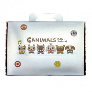 Briefcase Canimals ( Pack A )