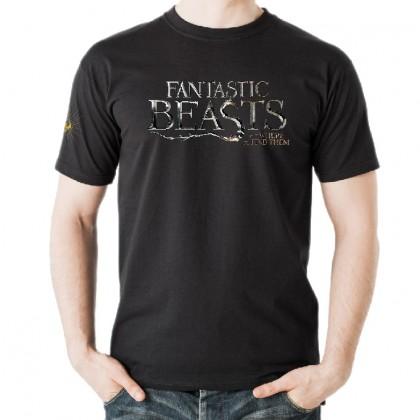 Basic Tee Fantastic Beasts -   BL Fantastic Beasts Logo D3