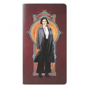 Fantastic Beasts 7x4 Notebook 4in1