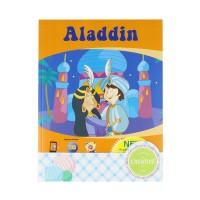 AR - Aladin Colouring Story Book A4