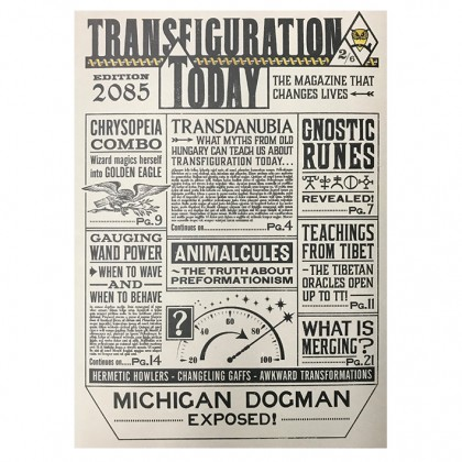 Folder Pack Transfiguration Today