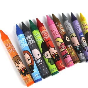 Harry Potter Jumbo Crayon 10\'s