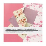 Themed Paper For Self-Fold Envelope - Lunar New Year