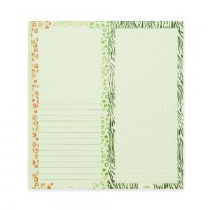 90210 Notepad Zig Zag