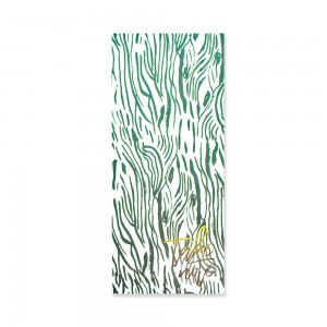 90210 Notepad Wild Zebra Strip
