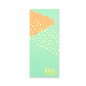 90210 Notepad Soft Pink Minty