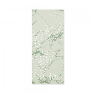 90210 Notepad Marble