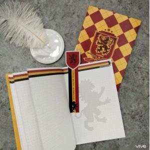A5 Notebook Gryffindor