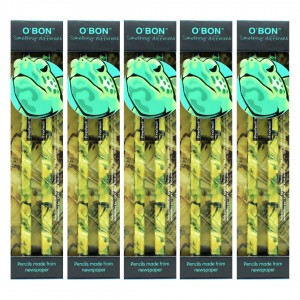 5x pcs set of Greencious 2B OBN Wildlife 2's Turtle