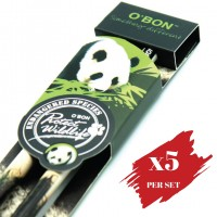5x pcs set of Greencious 2B OBN ES 2's Panda x5