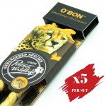 5x pcs set of Greencious 2B OBN ES 2's Cheetah