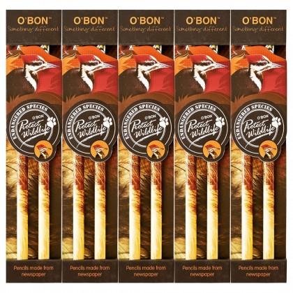 5x pcs set of Greencious 2B OBN ES 2's Woodpecker