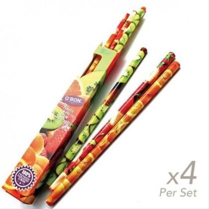 4x boxes set of 2B OBN Fruits OBONanza 9's
