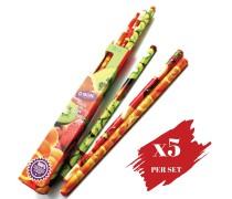 5x boxes set of 2B OBN Fruits OBONanza 9's