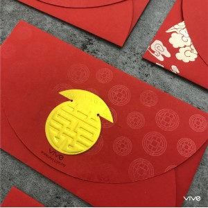 Regal Abundance Red Packets