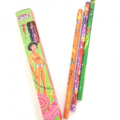 5x boxes set of 2B Totally Spies  9's