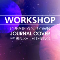 Workshop - Create your own journal cover