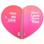 VIVE Love Notebook 2