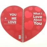 VIVE Love Notebook 3