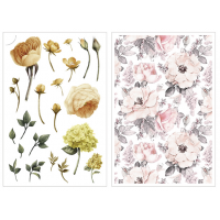 Print On Sticker- Flowers 2