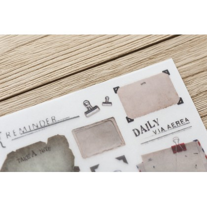 Print On Sticker- Mailing & Listing