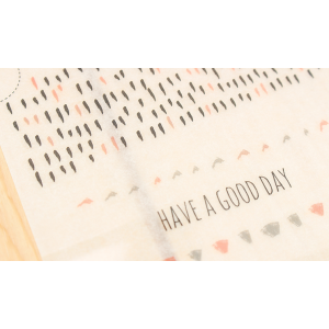 Print On Sticker- Have a Good Day