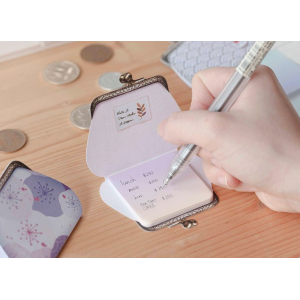Fortune Sticky Note -Purple