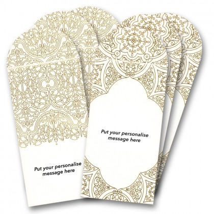 Personalized Moroccan Blessing Envelope