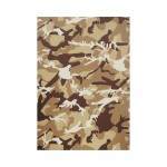 Camo Brown Just Write NotePad