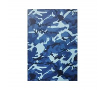 Camo Blue Move On NotePad