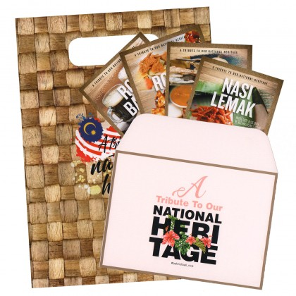 National Heritage Postcards Malaysia