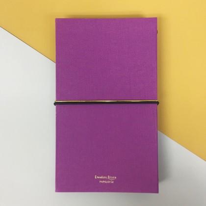 Panache Clutch Cover Purple