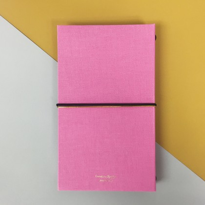 Panache Clutch Cover Pink