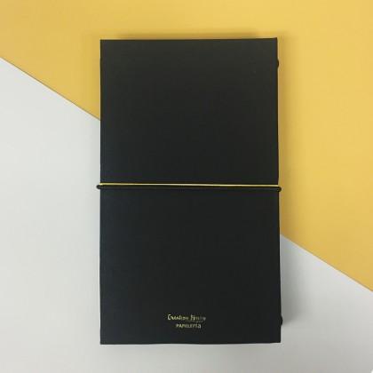 Panache Clutch Cover Black